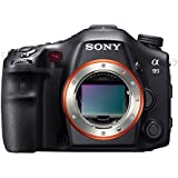 Sony SLT-A99V - Cámara con lentes intercambiables (24.3 MP, vídeo Full HD 50p/60p y pantalla LCD giratoria), color negro