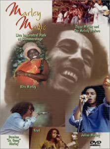 Marley Magic: Live in Central Park at Summerstage [DVD] [1996] [US Import]