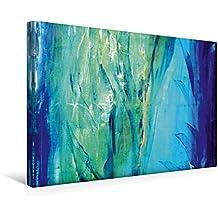 Calvendo Premium Textil-Leinwand 45 cm x 30 cm Quer, Elfentanz | Wandbild, Bild auf Keilrahmen, Fertigbild auf Echter Leinwand, Leinwanddruck: Magie der Elfen Kunst Kunst