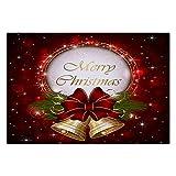 Tatis Zuhause Dekoration Frohe Weihnachten Weihnachten Print Mat Merry Christmas Willkommen Fußmatten Indoor Home Carpets Decor Roter Rutschfester Teppich 6 Muster sind Verfügbar