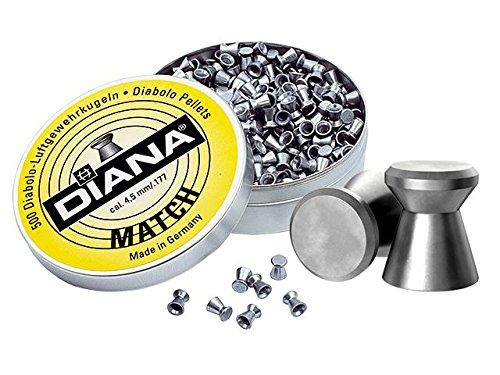 Diana Match Diabolo 4,5mm - 500 Stk.