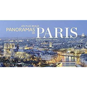 Les plus beaux panoramas de Paris