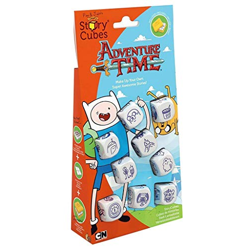 Story Cubes - Adventure Time (The Creativity Hub chsc0006)