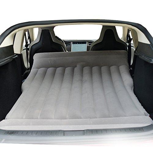 Auto Camping Luft-Bett aufblasbar Matratze Fahrzeug Halterung SUV Sitz Fur Tesla Model x 5 seater