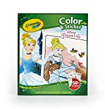 Crayola - 04-0202 - Livre À Colorier - Album Coloriage Et Autocollants Princesses Disney...
