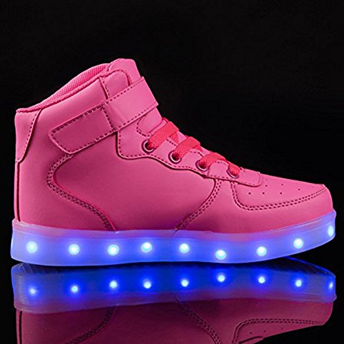 Schuhe Mit Led Sohle Leuchtschuhe Sportschuhe Blinkende Sneaker