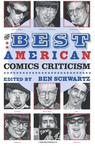 The Best American Comics Criticism by Fantagraphics (2010-05-25)