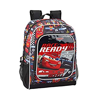 Cars Oficial Mochila Escolar 320x140x420mm