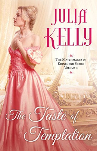 The Taste of Temptation (The Matchmaker of Edinburgh Series Book 2) (English Edition) (2-pocket-taste)
