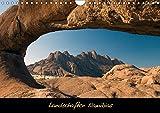 Landschaften Namibias (Wandkalender 2018 DIN A4 quer): Wunderbare Natur in bunten Farben (Monatskalender, 14 Seiten) (CALVENDO Natur) [Kalender] [Apr 01, 2017] Scholz, Frauke