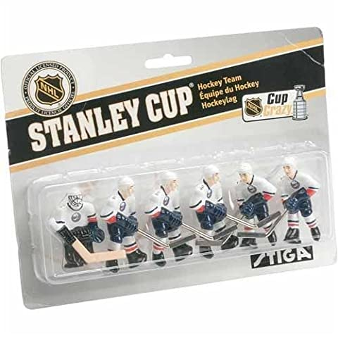 NHL New York Islanders Table Top Hockey Game Players Team Pack by Stiga