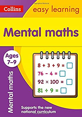 Mental Maths Ages 7-9: New Edition (Collins Easy Learning KS2) from Collins