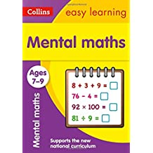 Mental Maths Ages 7-9 (Collins Easy Learning)