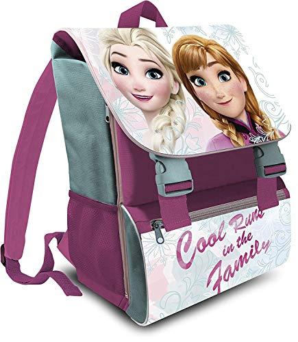 Frozen anna elsa zaino scuola estensibile