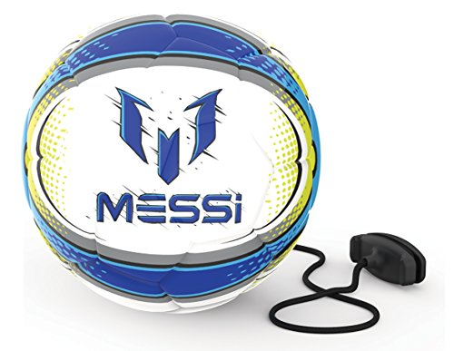 OUTDOOR met14300Messi 2in 1Soft Touch Training Ball, Weiß