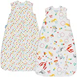 Grobag Roll Up Wash and Wear (18 to 36 Months, 2.5 tog, Pack of 2)