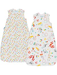 Gro Roll Up - Pack de 2 sacos de dormir, multicolor