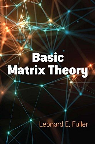 Basic Matrix Theory (Dover Books on Mathematics) (English Edition)