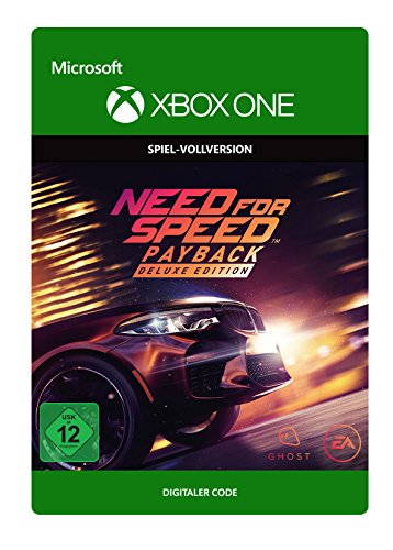 Need for Speed: Payback - Deluxe Edition [Xbox One - Download Code]