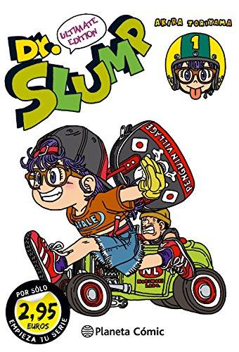 MM Dr. Slump nº 01 2,95 (Manga Manía) por Akira Toriyama