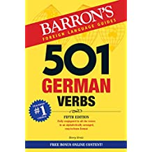 501 German Verbs, 5th edition (Barron's Foreign Language Guides)