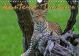 Abenteuer Tansania, Afrika (Wandkalender 2020 DIN A4 quer): Tansania Wildlife Kalender (Monatskalender, 14 Seiten ) (CALVENDO Tiere) -