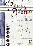 Pentagrama Llenguatge Musical: Pentagrama IV Llenguatge Musical Elemental: 4 (Pentagrama Llenguatge Musical 4)