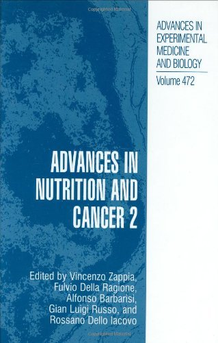 n and Cancer 2: Proceedings of the 2nd International Conference on Nutrition and Cancer, Held October 20-23, 1998, in Naples, Italy ... and Biology Book 472) (English Edition) ()
