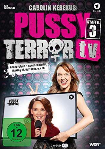 Carolin Kebekus: Pussy Terror TV - Staffel 3 (2 DVDs)