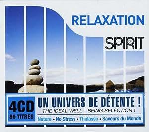 SPIRIT OF RELAXATION CDA