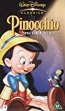Pinocchio (Special Edition) [VHS] [1940]