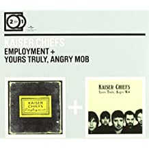 2 For 1: Employment / Yours Truly, Angry Mob (Digipack ohne Booklet)