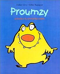 Proumzy, protecteur du sommeil des enfants