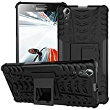 WindCase Lenovo A6000 Hülle, Outdoor Dual Layer Holster