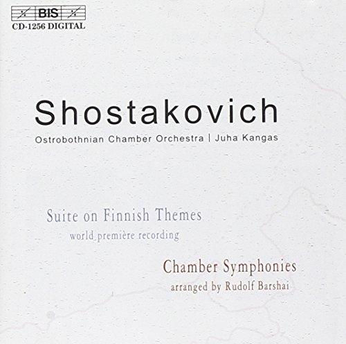 Suite auf Finnische Themen/Kammersymphonien