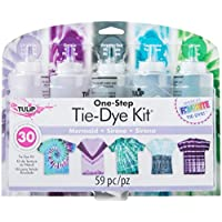 I Love to create Tulip One Step Tie Dye Kit 5-Colour Mermaid