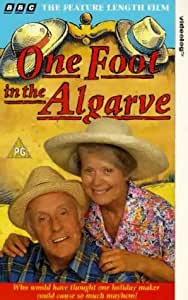 One Foot In The Grave: One Foot In The Algarve [VHS]