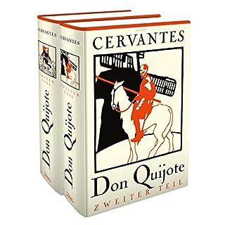 Don Quijote (2 Bände, illustriert)