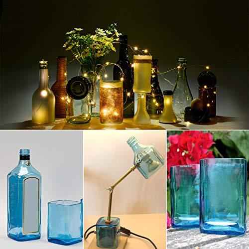 Taglia Bottiglie Di Vetro.Fixm Taglia Bottiglie Di Vetro Cutter Bottiglie Vetro Professionale