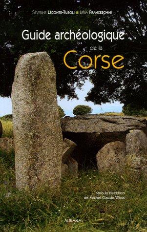 Guide archologique de la Corse
