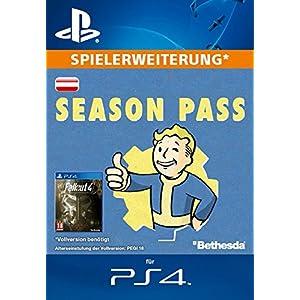 Fallout 4 – Season Pass [Spielerweiterung] [PS4 PSN Code – österreichisches Konto]
