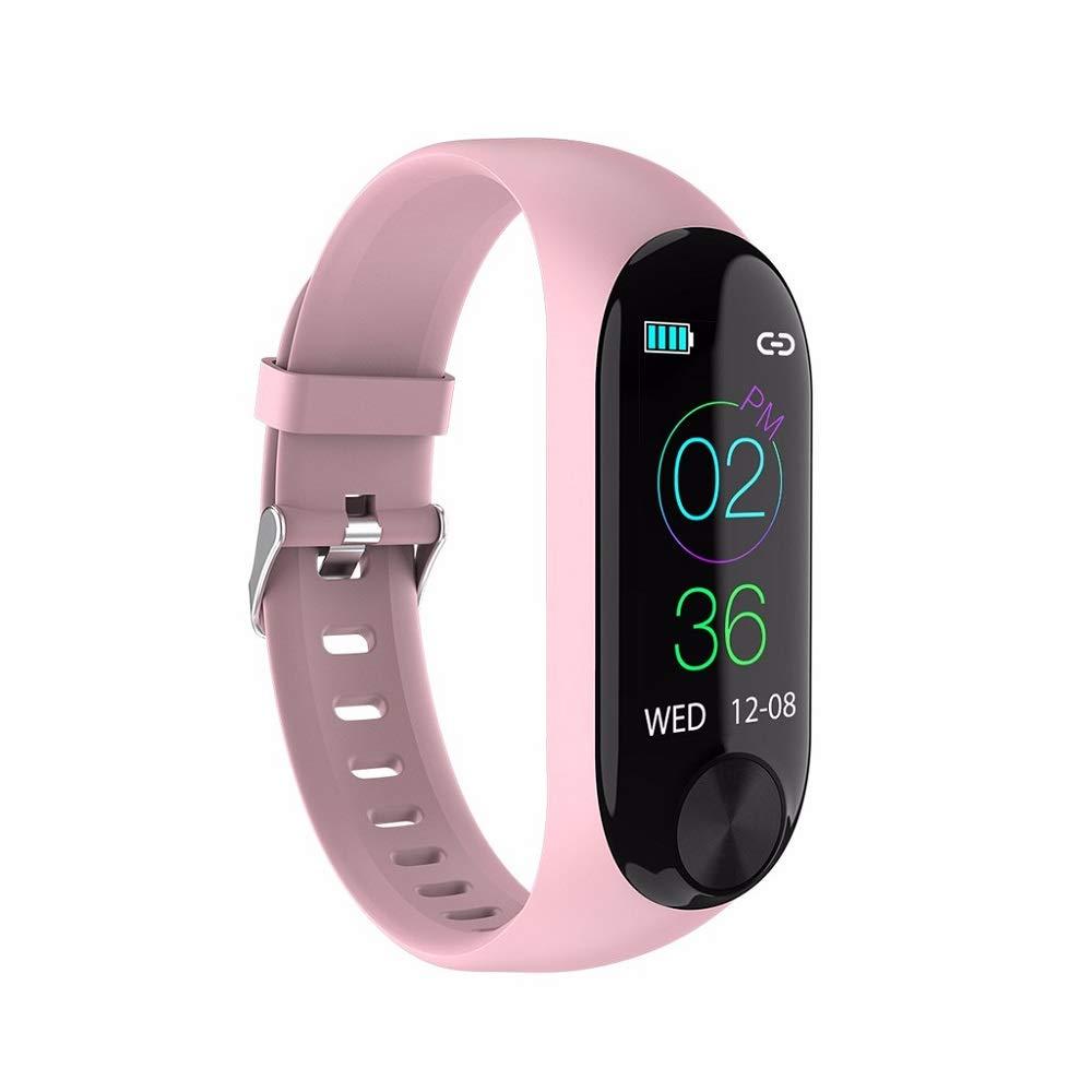 Smartwatch Unisex Miss Fortan Reloj Digital Deportes Fitness Actividad Reloj Mujer Hombre Impermeable Reloj de Pulsera… 1
