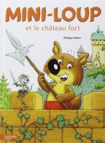 Mini-Loup au château par Philippe Matter