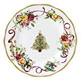 Royal Albert Old Country Roses Weihnachten Salatteller 20cm