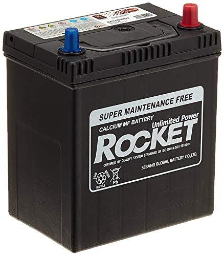 Rocket BAT035RDJ Starterbatterie, 12V 35Ah 270A B0