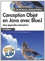 Conception objet en Java avec BlueJ: Une approche interactive