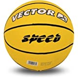 Vector X BB-Speed Basketball, Adult Size 5 (Yellow)