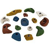 ALPIDEX 15 presas set de iniciación para niños, Color:mixto
