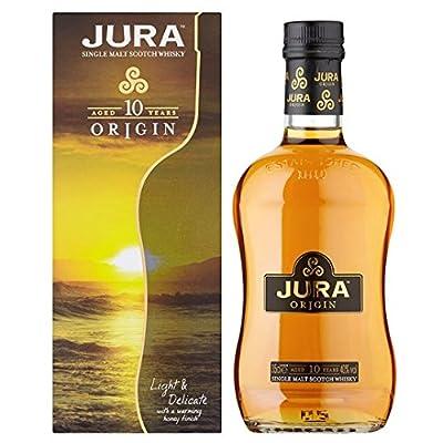 35cl The Isle Of Jura 10 Year Old Origin Single Malt Whisky