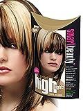 Smart Beauty Highlights Strähnchen Haarfarbe blond